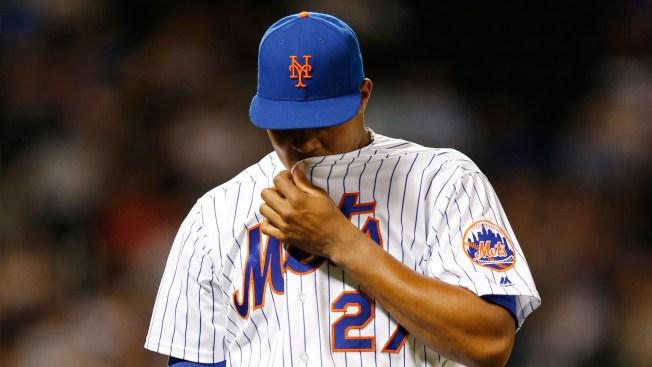 Mets Closer Familia Has Clot in Shoulder, Surgery Possible