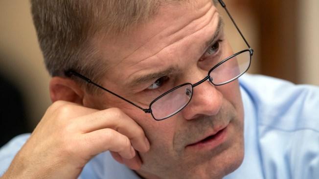 GOP Rep. Jim Jordan Accused of Turning Blind Eye to Sex Abuse as Ohio State Wrestling Coach