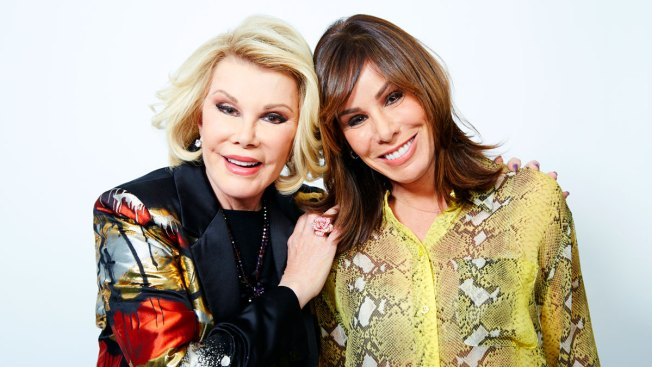 E! Cancels Joan Rivers' 'Fashion Police' After 22-Year Run