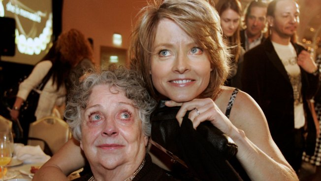 Jodie Foster's Mother, Former Manager Brandy Dies at 90
