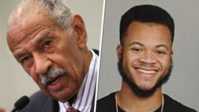 Youngest son of US Rep. John Conyers missing in Houston