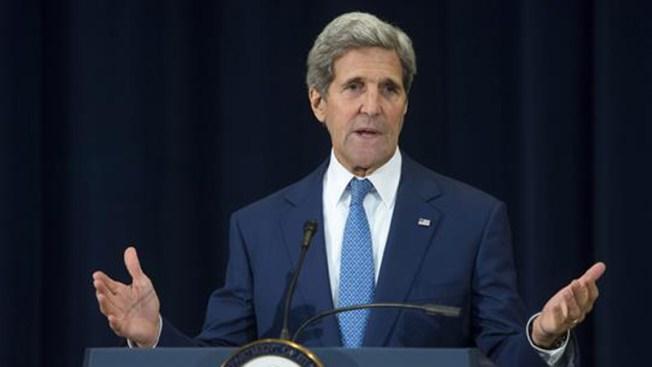 Kerry Testifies on Iran Deal at Senate Hearing