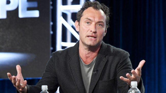Jude Law to Play Dumbledore in 'Fantastic Beasts' Sequel