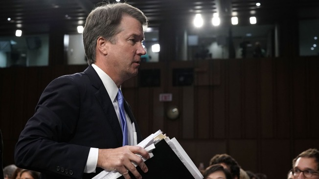 Spokesman for GOP on Kavanaugh Nomination Resigns; Accused of Harassment in Past