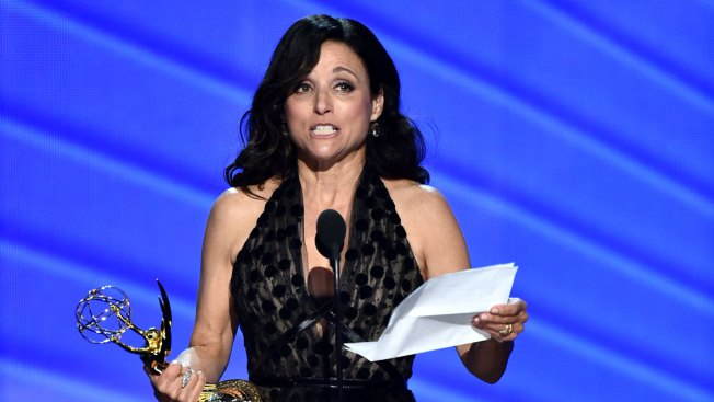 Julia Louis-Dreyfus Gives Emotional Tribute to Deceased Father After Emmy Win
