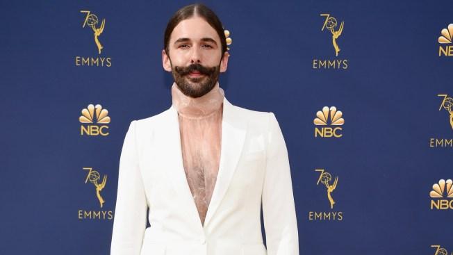 'Queer Eye' Star Jonathan Van Ness Reveals He's HIV-Positive in New Memoir