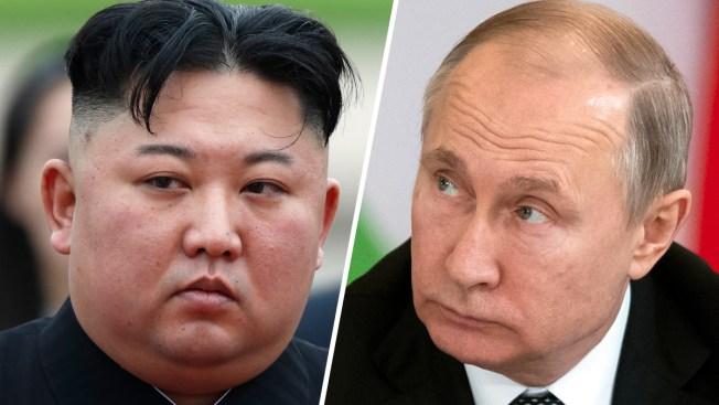 Kremlin Says Kim Jong Un Will Visit Russia This Month