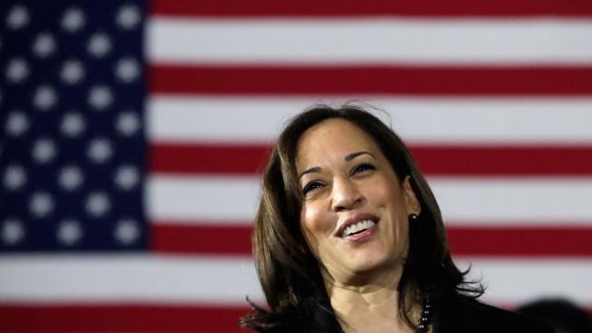 Kamala Harris Promises Teachers a Raise If Elected President