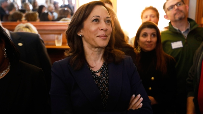 Kamala Harris Says She Owns Gun for Protection, Supports 'Smart' Gun Laws