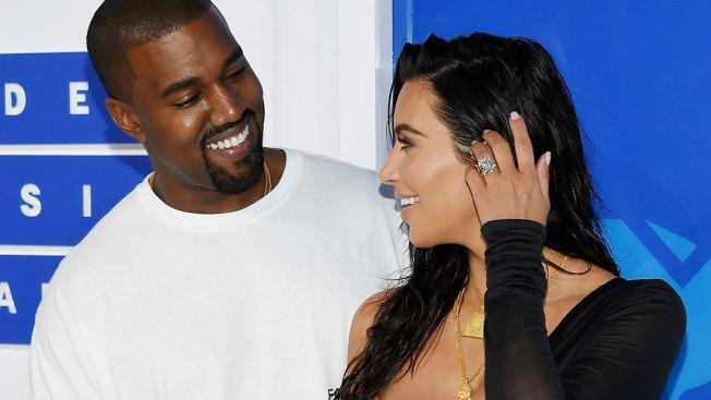 Kim Kardashian and Kanye West's Car Burglarized