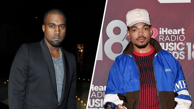 Kanye West's Son Saint West and Chance the Rapper's Daughter Kensli Had a Dance Party Together