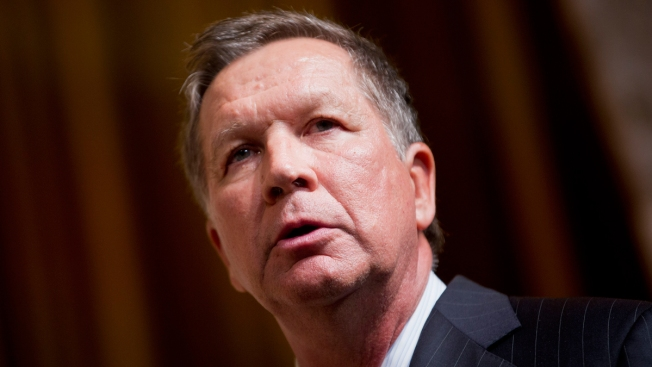 John Kasich to Presidential Candidates: 'Grow Up'