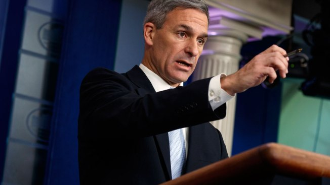 USCIS Head Cuccinelli Unlawfully Appointed by Trump, Lawsuit Says