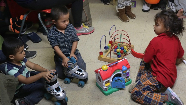 Trump Administration Shifting to Privatize Migrant Child Detention