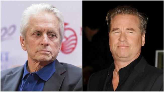 Val Kilmer Shoots Down Cancer Rumor Started by Michael Douglas