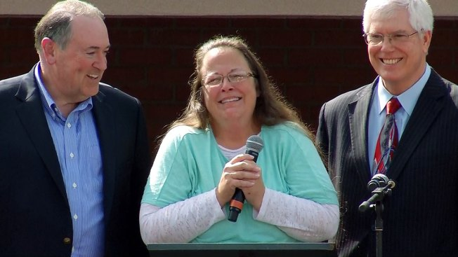 Kentucky clerk freed, but will she obey judges orders?…