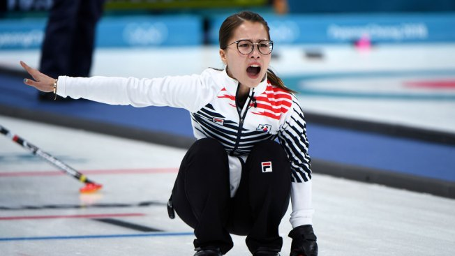Garlic Girls: South Korean Captain of Women's Curling Team Strikes Gold as Internet Meme