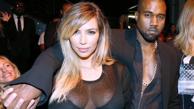 Kanye West Debuts Steamy Video Starring a Naked Kim Kardashian