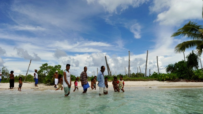 Three Islands Disappeared in the Past Year. Is Climate Change to Blame?