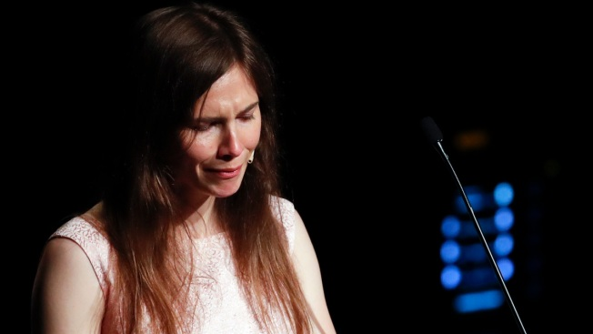 Amanda Knox Accuses the Media of Having Built a False Story Around Her