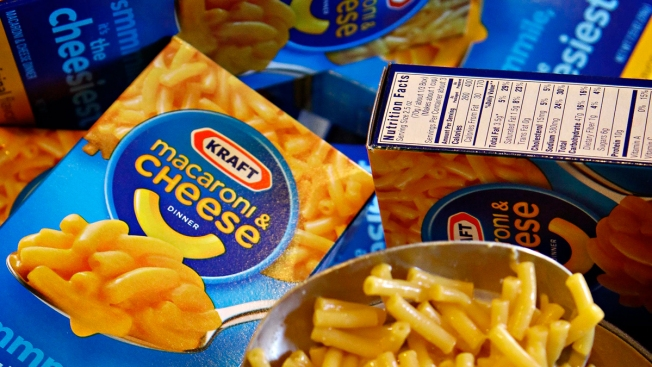 Kraft Recalls Millions of Boxes of Mac and Cheese