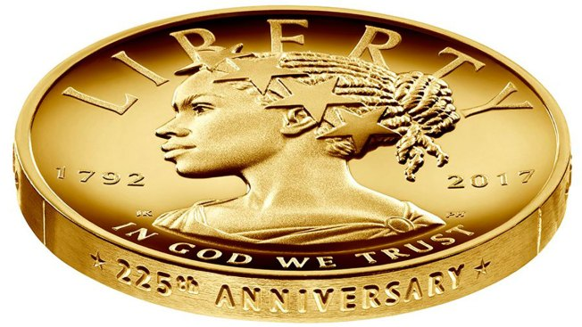 For the First Time, Lady Liberty Depicted as a Woman of Color on US Currency