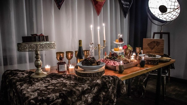 Midtown Hotel Offers 'Game of Thrones'-Themed 'Lannister's Lair' Suite