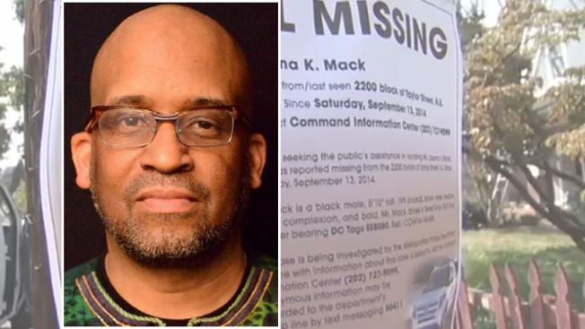 Body Found in Md. Believed to Be Former D.C. Treasurer
