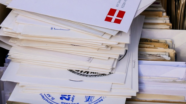 Postal Service Investigates Boxes of Mail Found in Woods in Northern NYC Suburbs