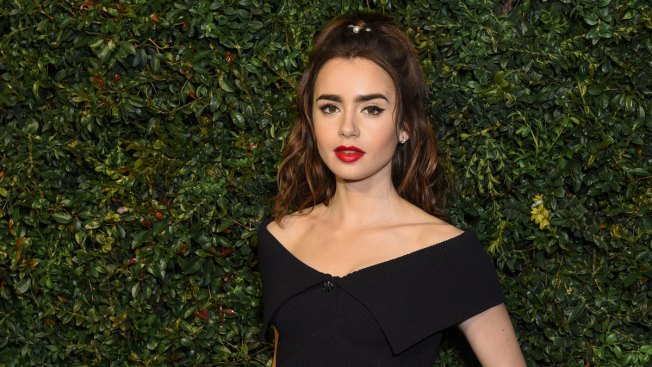 Lily Collins Forgives Her Father, Phil Collins, in New Book