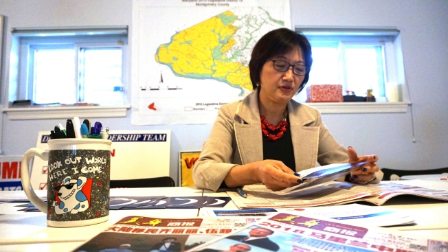 How a Chinese Immigrant Used WeChat to Win a Md. Statehouse Seat
