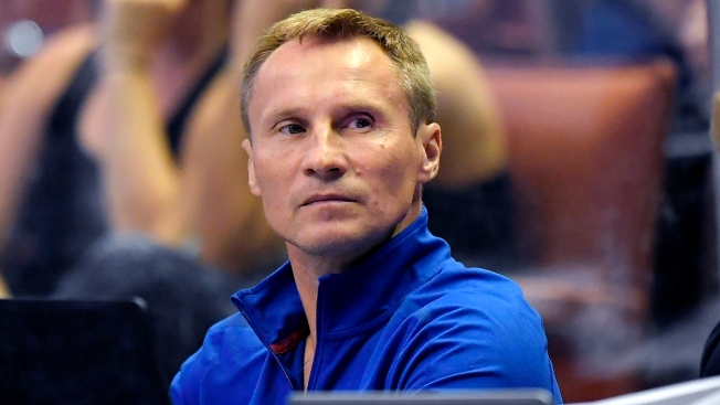 Valeri Liukin Quits as Coordinator of U.S. Women's Gymnastics Team