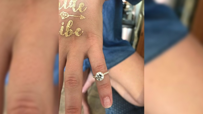 Police Officer Uses Metal Detector to Find Woman's Lost $20K Engagement Ring