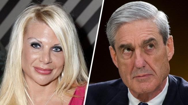 'Manhattan Madam' Kristin Davis Met With Special Counsel Mueller's Team