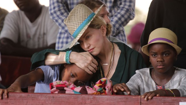 Madonna Adopts Twin Girls From Malawi After Facing Sharp Questions From Judge