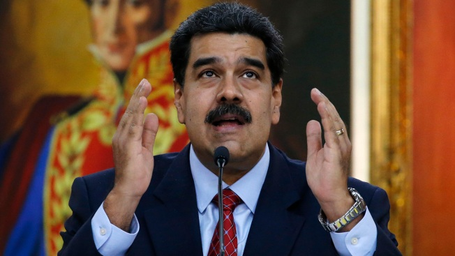 As Pressure Mounts on Venezuela's Maduro, What Will the Country's Military Do?