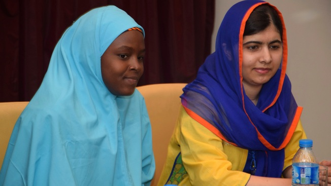 Nobel Winner Malala in Nigeria Speaks Out Against Boko Haram