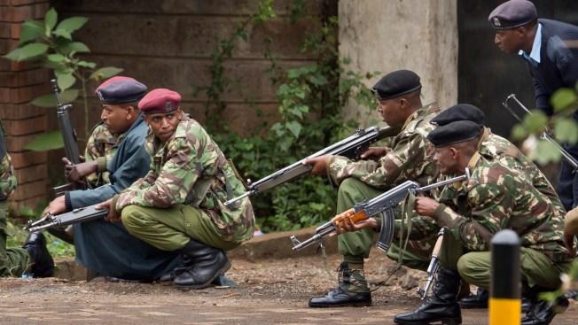 """Al-Shabaab: Kenya Hostages Alive, Militants """"Holding Ground"""""""