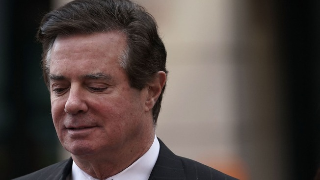 Manafort Accused of Sharing 2016 Election Data With Russians