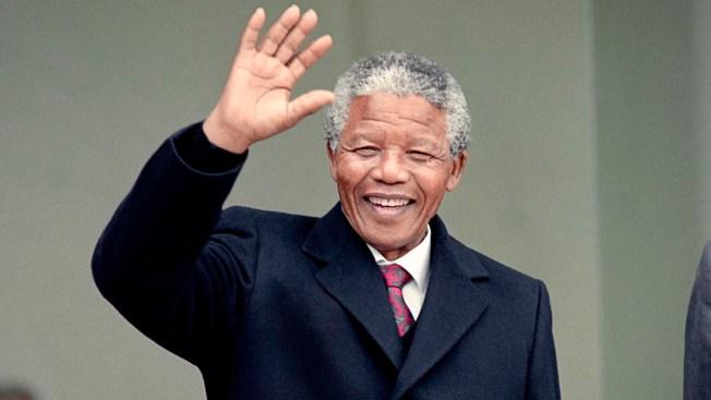 Sporting Tributes for Nelson Mandela