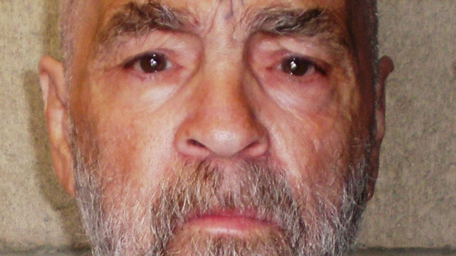 Manson Back at Central California Prison After Hospital Stay