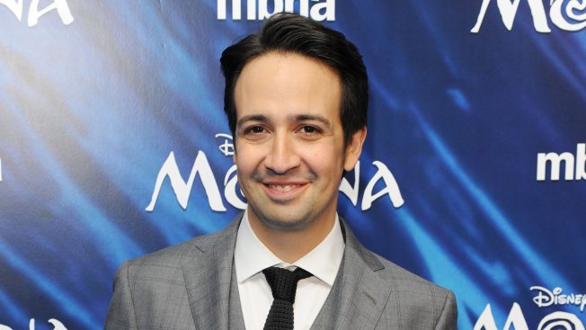 Lin-Manuel Miranda Is Just an Oscar Away From an EGOT