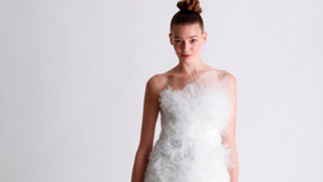 Marchesa's Wedding Dresses for Priscilla of Boston Debut in September