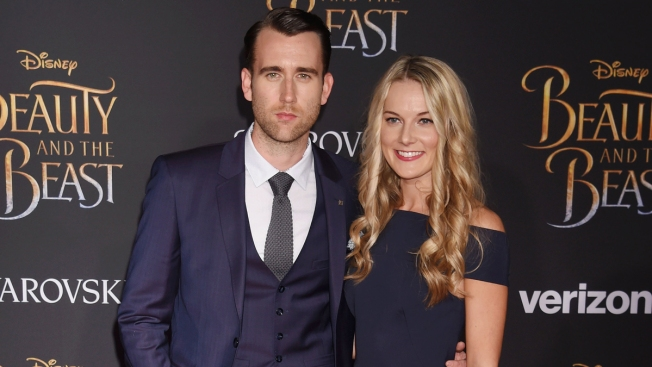wizarding wedding actor who played neville longbottom in harry