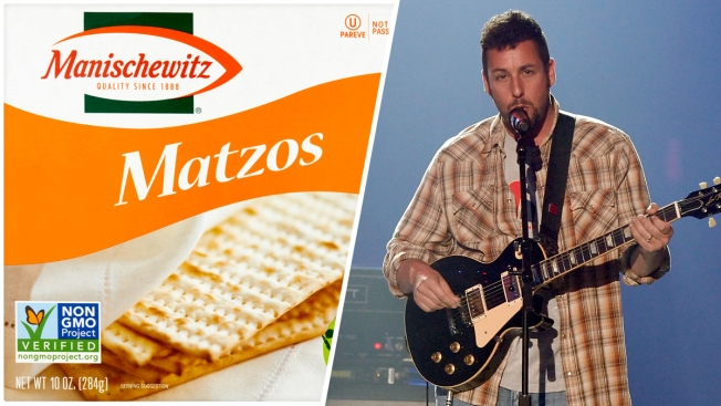 Adam Sandler Offered Matzos for Life to Pen Passover Song