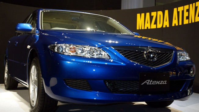 Mazda Recalls Nearly 270,000 Cars Over Faulty Airbags