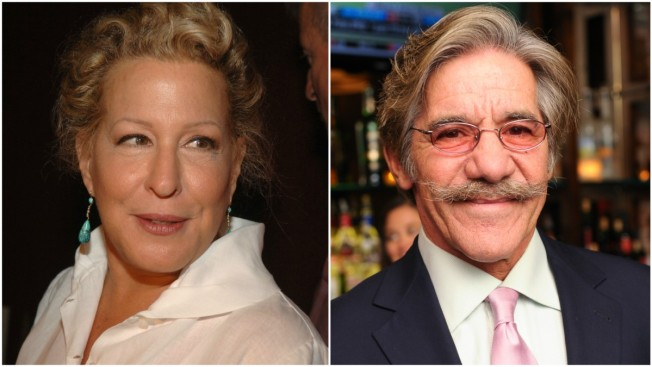 Bette Midler: Geraldo Rivera Has Not Apologized For 1991 Groping