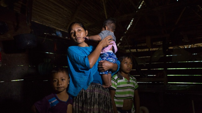 Girl Who Died Fled Intensely Poor Guatemalan Village