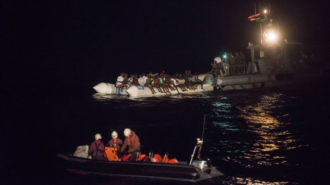 90 Migrants Believed Dead off Libyan Shore