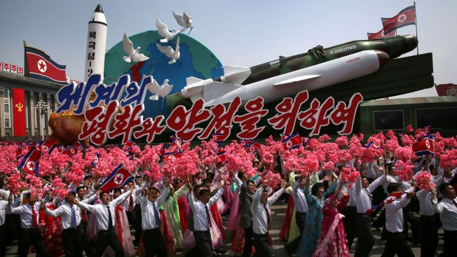 US Spy Planes Watch for Possible North Korea Nuke Test